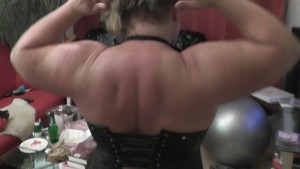 Huge Female Muscles