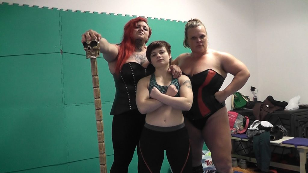 Strongest Female Wrestler