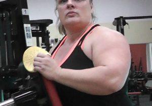 Anna Konda 50cm Arms Neckbreakers