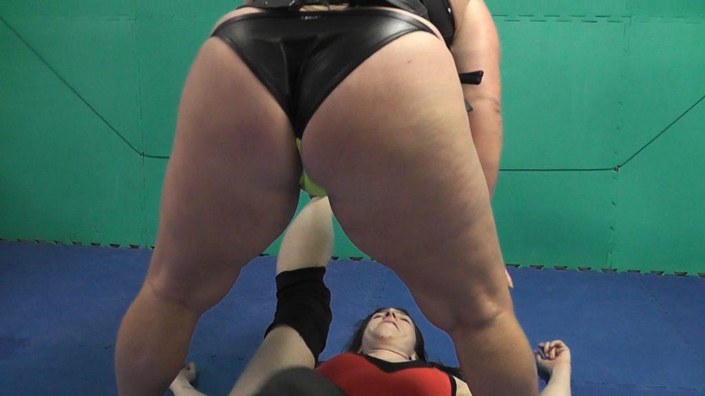 Anna Konda Mighty Ass Girlcrush