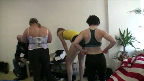 image Female fightclub berlin anna konda vs rocket