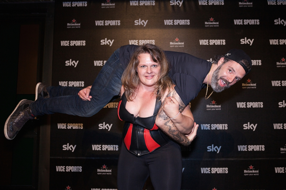 Vice Sports Channel lifted by Anna Konda
